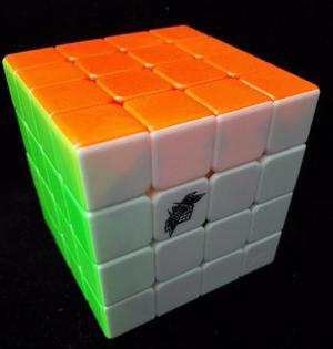 Cubo Rubik 4x4 Cyclone Boys Stickerless Original Speed Cube