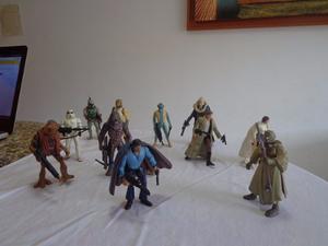 Figuras Star Wars De Coleccion.