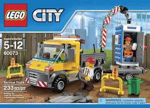 Lego City  Camión De Asistencia 233 Pzs