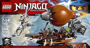 Lego Ninjago  Zepelín De Asalto 294 Pzs