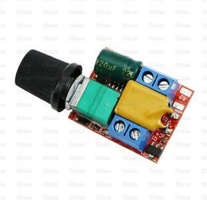 Modulo De Control Pwm Switch De Velocidad De Motor Dc 3v-35v