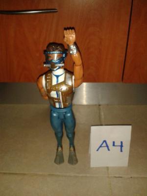 Muñecos Max Steel Con Accesorios Para Niños