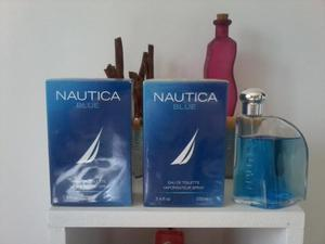 PERFUME NAUTICA BLUE 100 ML ORIGINAL DE EEUU OFERTA