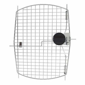 Puerta De Metal Con Cerradura Kennel 500 Petmate Skykennel