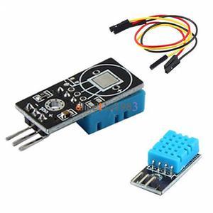 Sensor De Temperatura Y Humedad Dht11 Para Arduino O Pic
