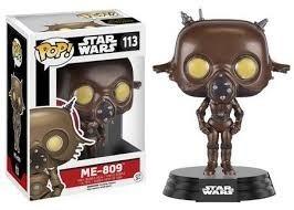Star Wars Funko Pop Me-809 Figura Juguete Original