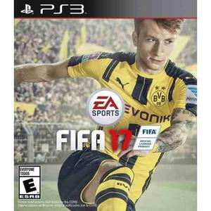 Fifa17 De Playstation 3 En Digital. Entrega Inmediata