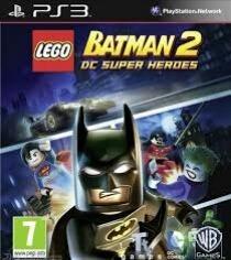 Juego De Ps3 Batman Lego