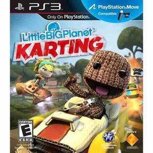 Little Big Planet Karting Digital Ps3