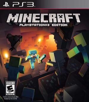 Minecraft Digital Ps3 Lo Entregamos Instalado Valera Trujill