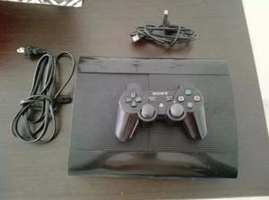 Playstation 3 Superslim 250gb + 4 Juegos Se Escuchan Cambio