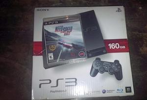 Playstation3 En Su Caja Como Nuevo Vendo O Cambio Por Iphone