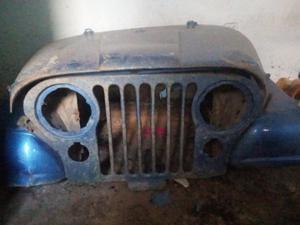 Trompa jeep cj7 capoc y carevaca | Posot Class