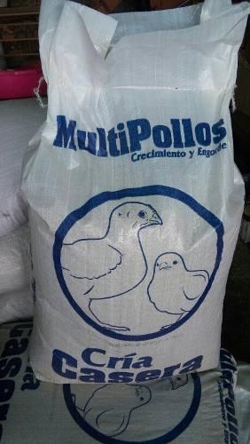 Alimento Para Pollo De Engorde