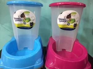 Bebedero O Dispensador De Agua Para Perros Y Gatos