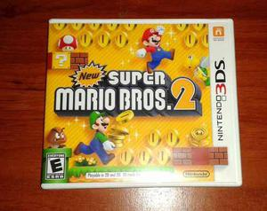 Juego New Super Mario Bros. 2 3ds/2ds - Nuevo (negociable)