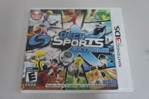 Juego Nintendo 3ds Deca Sport Extreme