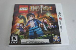 Juego Nintendo 3ds Lego Harry Potter