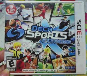 Juego Original Deca Sports Extreme - Nintendo 3ds