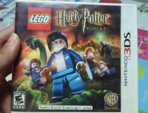 Juego Original Lego Harry Potter - Nintendo 3ds, Como Nuevo