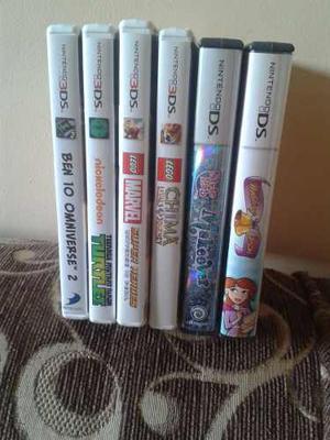 Juegos Nintendo 3ds Y Ds Usados