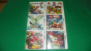 Juegos Para Ds 3d