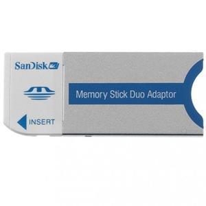 Memory Stick Duo Adaptador Sony