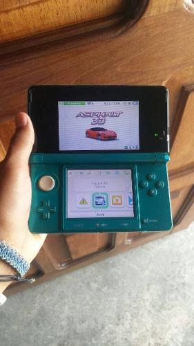 Nintendo 3ds Con Todos Sus Accesorios Y 3 Juegos Originales