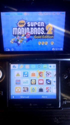 Nintendo 3ds + Forro Y Bolso+ Chip Virtual