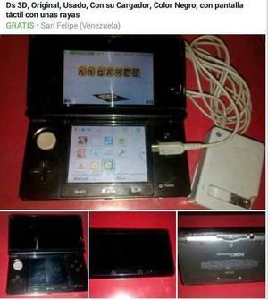 Nintendo 3ds Original Usado