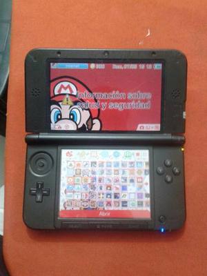 Nintendo 3ds Xl Chipeado 16gb Full Juegos Por Ps3 O Xbox 360