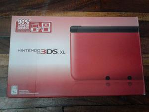 Nintendo 3ds Xl Color Rojo (usado)