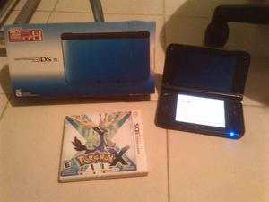 Nintendo 3ds Xl + Pokemon X