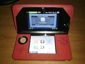 Nintendo Ds 3d Doble Camara Con Wifi Negro