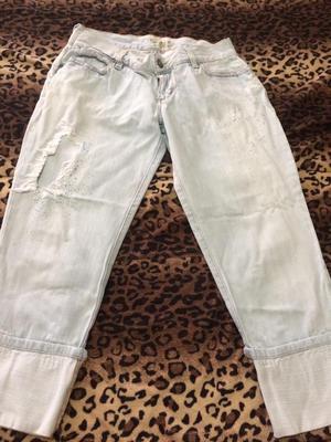 Pantalon Jeans Usado Marca Tennis