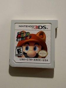 Super Mario 3d Land Juego De 3ds
