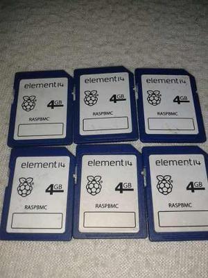 Tarjeta De Memoria Sd Para Camara 4gb