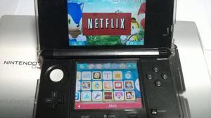 Vendo Nintendo 3ds Como Nuevo Con Todos Sus Accesorios.