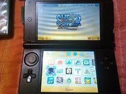 Vendo O Cambio Nintendo 3ds Xl Casi Nuevo