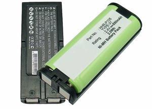 Batería Teléfonos Inalambricos Panasonic Hhr-p Mah