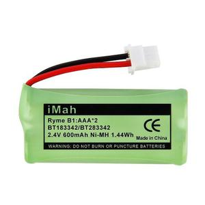 Bateria Telefono Inalambrico Vtech 2.4v 600mah Somos Tienda