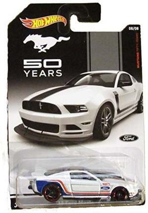 Carro De Colección Hot Wheels 13 Ford Mustang Original