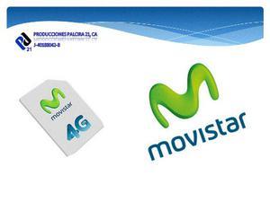 Chip Movistar Pos-pago