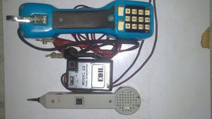 Micro Tlf Probador Con Chicharra Pirula Kit Para Tecnico