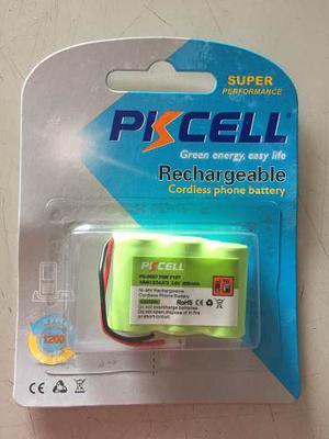 Pila Batería Para Teléfono Inalámbrico T157 Pk-