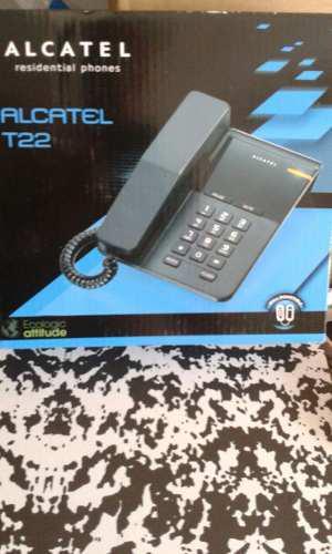 Telefono De Mesa Alcatel T-22