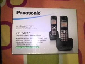 Telefono Panasonic Inalambrico Kx-tg