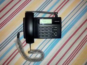 Teléfono Fijo Inalambrico Axess Tel Usado (sin Linea)