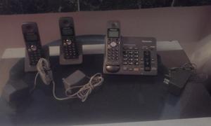 Teléfono Panasonic Inalámbrico 5.8 Ghz