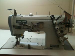 Máquina Collaretera Industrial Siruba